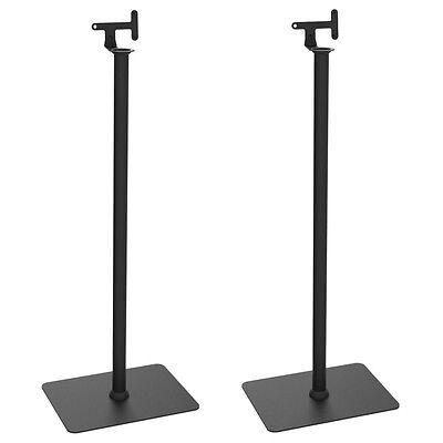 2 x Boxen Ständer Standfüsse Standfuß für SONOS PLAY1 PLAY3 Lautsprecher Halter