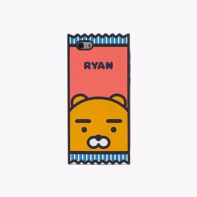 [KAKAO FRIENDS] SNACK RYAN Silicone Case for iPhone 6/6s +Tracking