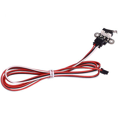 1pcs Mechanical Endstop Limit Switch Normally Open Cable For Cnc3d Printer