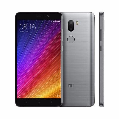 Dhl Ship   New Unlocked Xiaomi Mi 5S Plus  6G 128Gb  With Google Play Store Grey