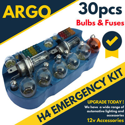 BMW X3 X H4+H7 emergency replacement bulb Car Fuse set spare KIT