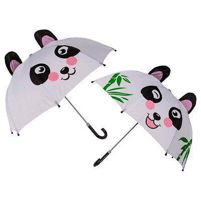nda Bär Ø 70cm Regenschirm für Kinder Stockschirm Schirm NEU (Regenschirm Für Kinder)