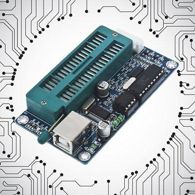 K150 Eeprom Pic Programmer Microchip Pic Chip Usb Burner Ch340 Icsp Isp Sg