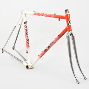 Vintage 80's Colnago Superissimo Road Bike Frame Set 53 CM Medium