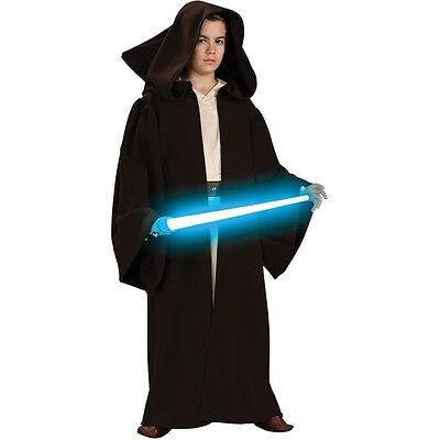Baby Jedi Robe (Star Wars Child's Super Deluxe Jedi Robe Costume Halloween)