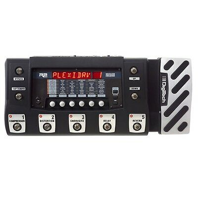 BRAND NEW DIGITECH RP500 MULTI-EFFECTS GUITAR PEDAL