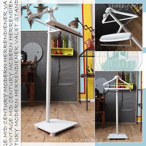shabby vintage mid century modern herrendiener valet stand. Black Bedroom Furniture Sets. Home Design Ideas