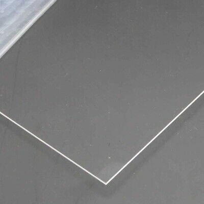 1mm Thick Clear Transparent Perspex Acrylic Sheet Laser Cut 8x810x2020x30cm
