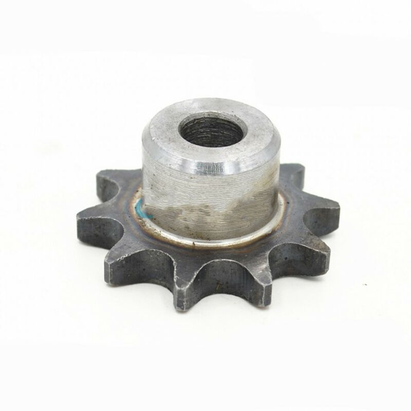 """#25 Chain Drive Sprocket 9T Pitch 6.35mm 04C9T For #25 1/4"""" Roller Chain"""