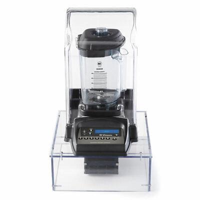 Vitamix Commercial 40010 Blending Station Adv Drink Blender Wtritan Contai Prog
