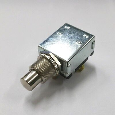New Spst 15a 12v Dc Off - On Automotive Marine Momentary Push Button Switch
