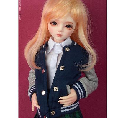 Basic Checkers Skirt Navy A1 Dollmore 1//4 BJD MSD