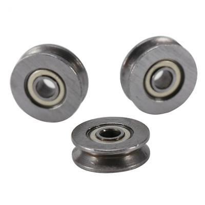 10pcs 3124mm Skateboard Bearing Miniature Bearing V-groove Bearings V623zz Ca