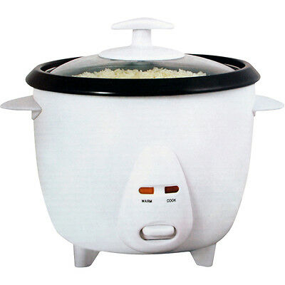 1.8L NON STICK AUTOMATIC ELECTRIC RICE COOKER POT WARMER WARM COOK 1.8 LITRE