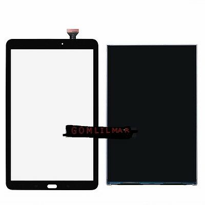 Samsung Galaxy TAB E 9.6 SM-T560 BLACK  Touch Screen + LCD Display REPLACEMENT