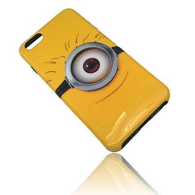 MINIONS Handy Case Cover Schale Hülle A1524 Apple iPhone 6 Plus