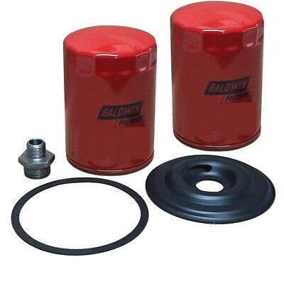 Spin On Oil Filter Adapter Kit For Ford 800 801 840 841 850 851 860 861 Tractor