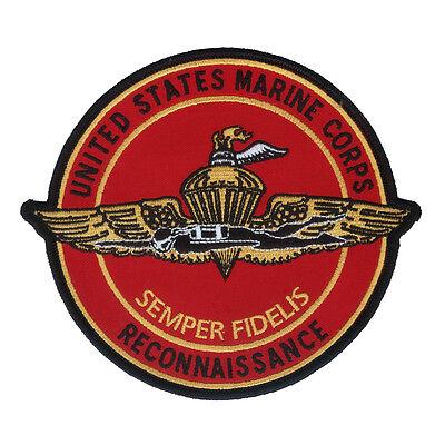 Marine RECON and MARSOC patch - USMC Reconnaissance -Camp Pendleton - OEF - OIF