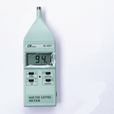 1pc New Sl-4001 Imported Digital Decibel Meter Noise Tester
