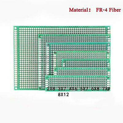 Double-side Tinned Prototype Fr-4 Glass Fiber Universal Printed Circuit Board