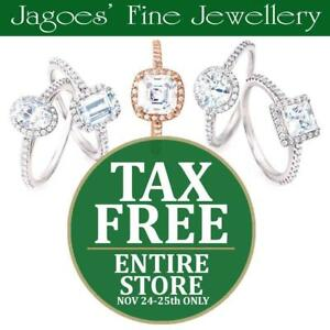 BLACK FRIDAY SALE - ENTIRE STORE TAX FREE - Diamonds, Chains, Earrings, Watches etc..
