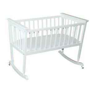 White Baby Cradle Jolly Jumper