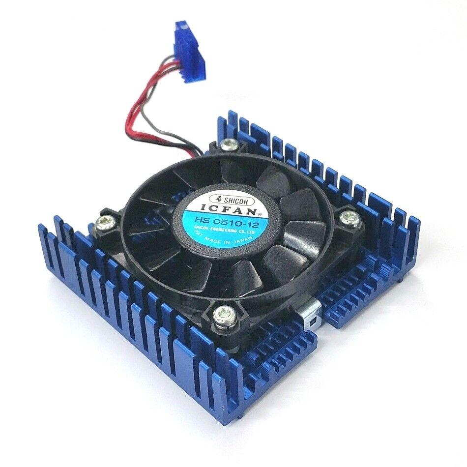 NEW Shicoh HS 0510-12, 50mm x 10mm 12V DC Brushless Cooling