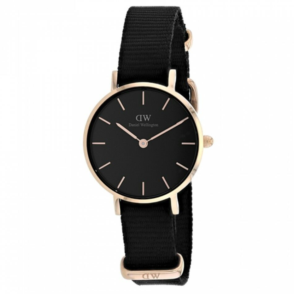 NEW DANIEL WELLINGTON DW00100247 PETITE CORNWALL WATCH 28MM - 2 YEAR WARRANTY