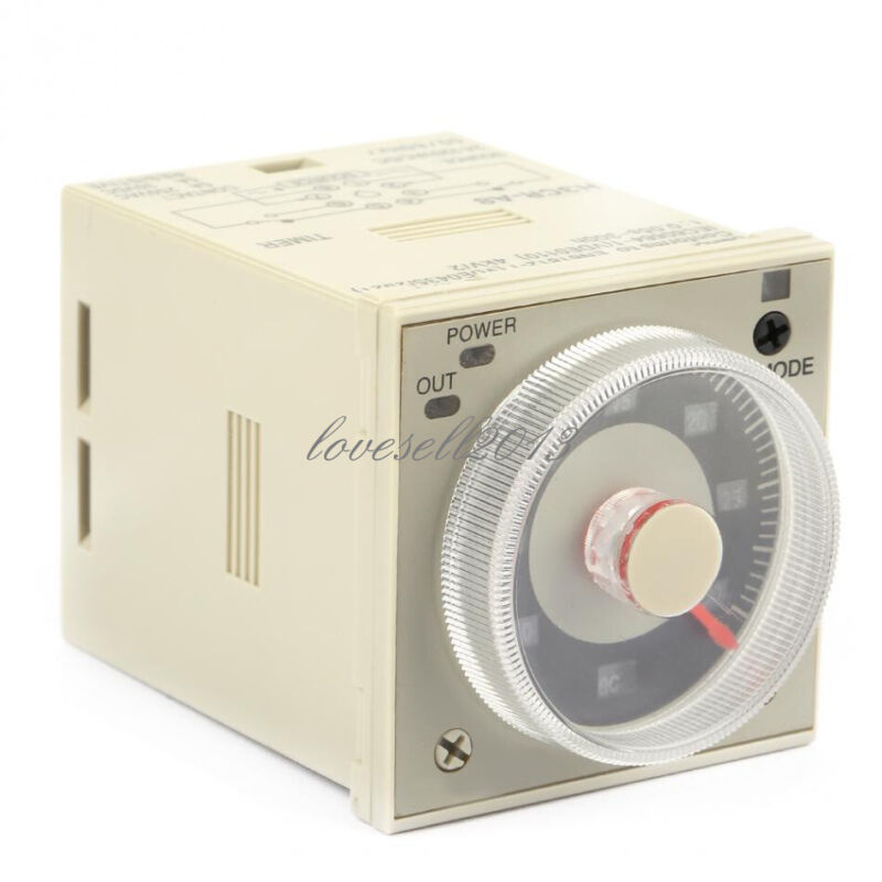 1PCS NEW Omron H3CR-A8 100-240VAC 50/60HZ H3CRA8 Timer Modules