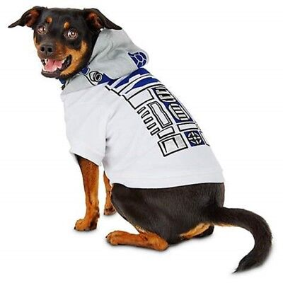 Petco Star Wars R2D2 Hoodie for Dog Various Sizes ()