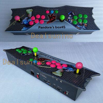 2017 Pandora box 4s multiplayer home Arcade Console 680 Games All in 1 jamma PCB