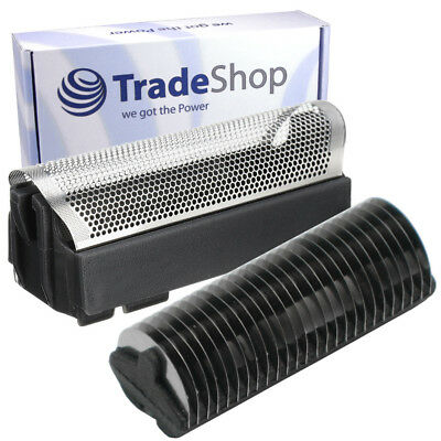 Kombipack 424 für Braun Rasierer micron vario 3511, 3512, 3520