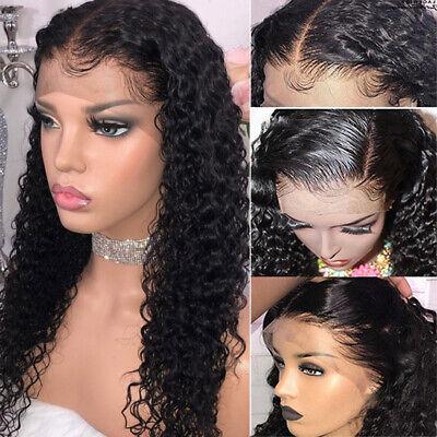 Eva Hair Curly Full Lace Human Hair Wigs With Baby Hair Brazilian Hair Full wigs