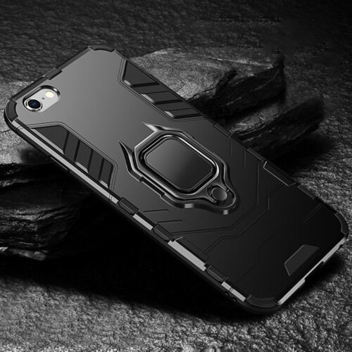 For iPhone X 8 7 6S 6 Plus Case Cover Hybrid Heavy Duty Shockproof Rubber Hard