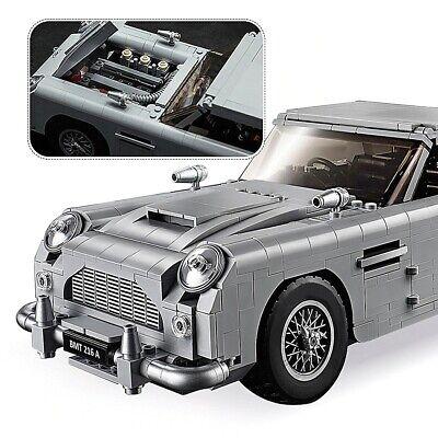 007 Creator James Bond DB5 Aston Martin Car Building Blocks Bricks 1295PCS
