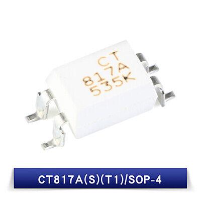 Smd Optocoupler Ct817abcdsslt13 Sop-4 Compatible With Pc817 El817