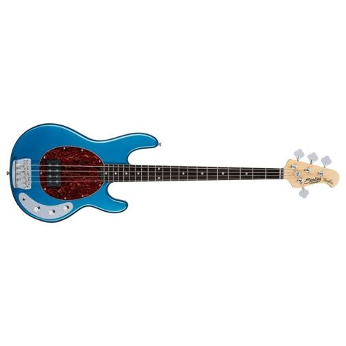 Sterling by Music Man Stingray Classic Ray24CA-TLB-R1 Electric Bass- Toluca Lake