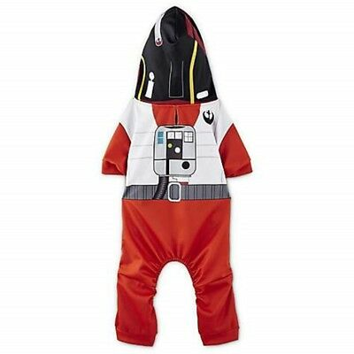 Petco Star Wars Light Side Poe Dameron Bodysuit for Dog Sizes Small and Large