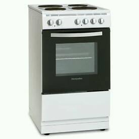 Montpellier brand new electric cooker 2years warranty still packed