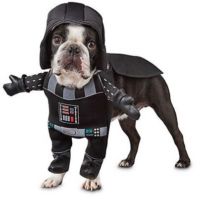 Petco Star Wars Darth Vader Illusion Costume for Dogs Various Sizes