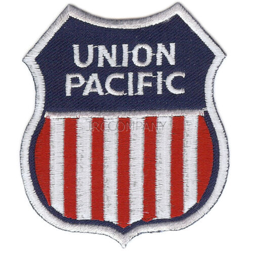 Patch- UNION PACIFIC- (UP)  #12062 -NEW- Free Ship