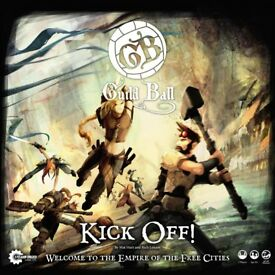 Guild Ball Kick Off 2 Player Starter Set
