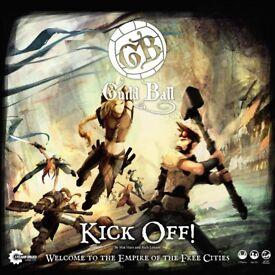 Guild Ball Kick Off 2 Player Starter Set