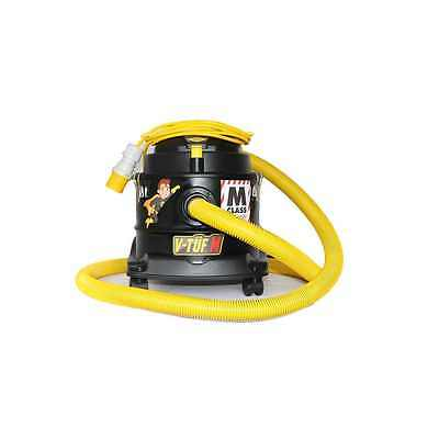 V-TUF M Class Rated Dust Extractor Hoover Vacuum Cleaner 110V + Accessories Kit