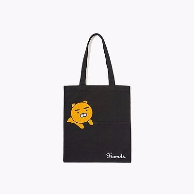 [KAKAO FRIENDS] Friends Embroidery Ecobag RYAN School Book Bag BACK TO SCHOOL