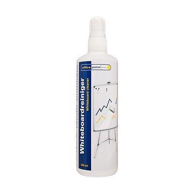 Reiniger für Whiteboard Reinigungsspary für Magnettafel Weißwand Cleaner 250 ml