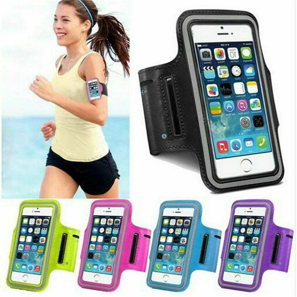Apple Gym Running Jogging Sports Armband Holder For Various