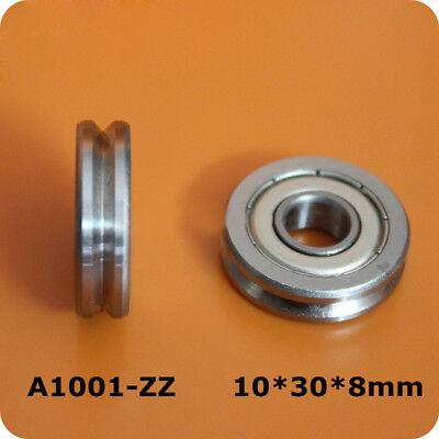 1pcs V Groove Roller Guide Bearings A1001-zz V6000zz Size 10308mm