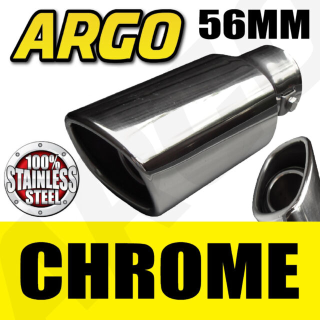 Chrome Exhaust Tailpipe Tip Trim End Muffler Finisher BMW Z4 Coupe