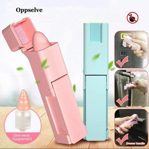 Handheld Avoid Contacting Sanitary Tool Open Door Press Elevator Button No-touch Home & Garden